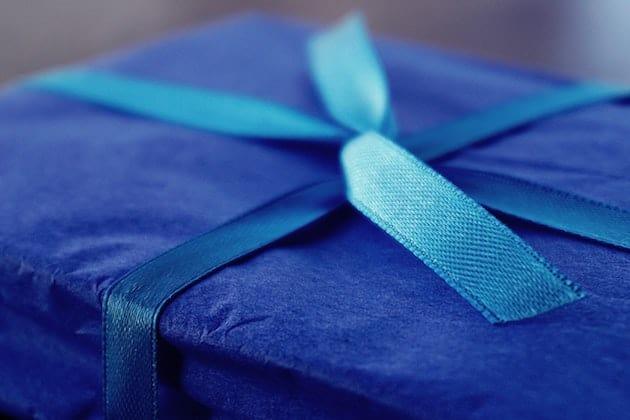 Geschenkpapier recyclen
