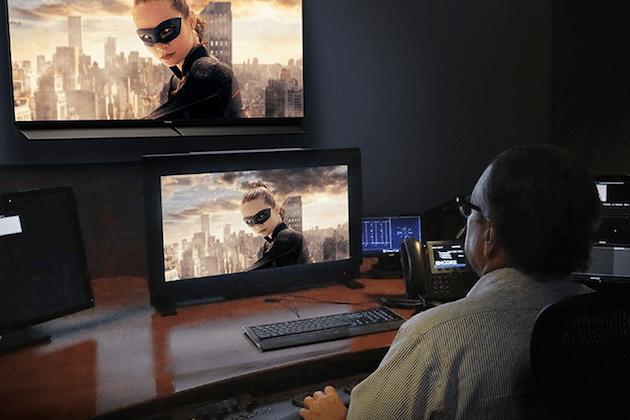 Fernsehen wie im Kino