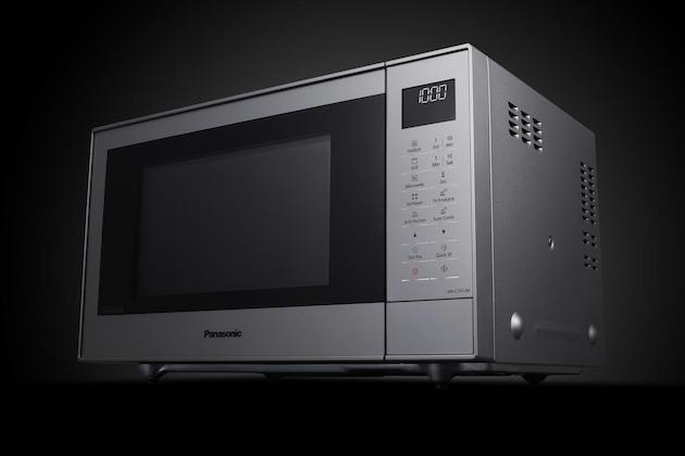 Mikrowelle reinigen leicht gemacht