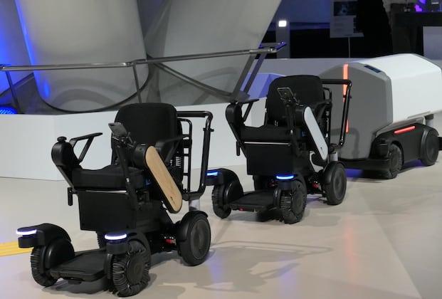 Smarter E-Rolli