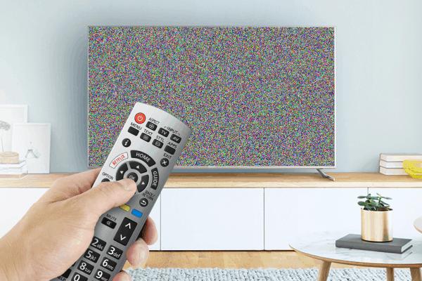 Fernseher defekt
