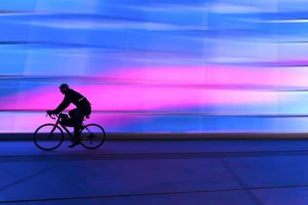 Musik beim Fahrradfahren