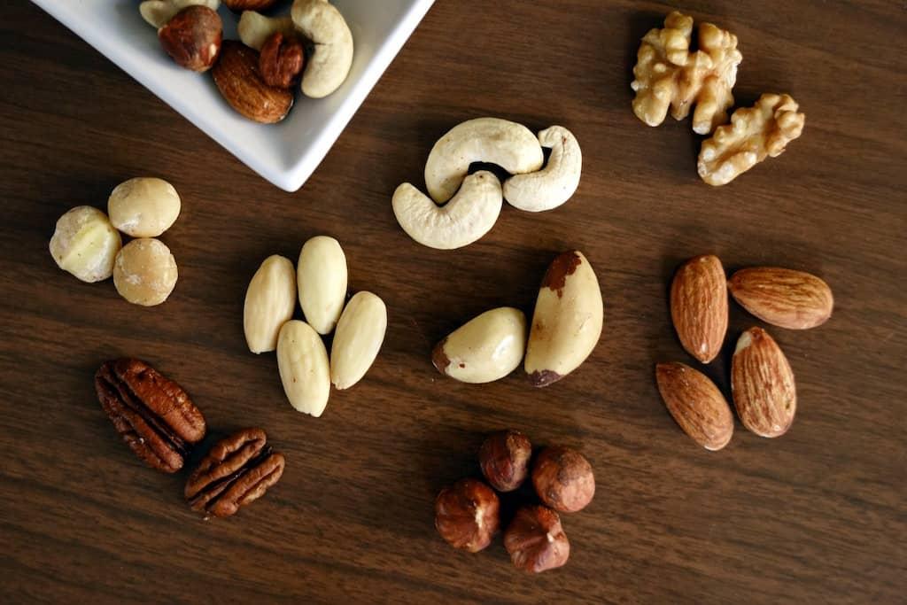 Gesunde Nüsse