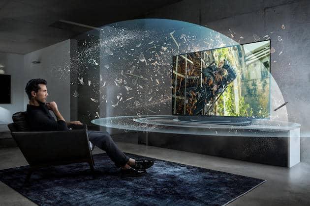 TV mit Soundbar verbinden