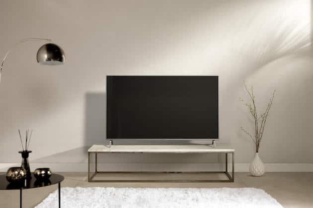 TV mit Sportmodus