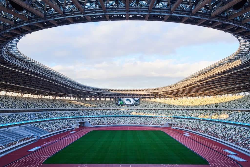 Tokyo 2020/21 mit Panasonic: Olympische Spiele der Zukunft.