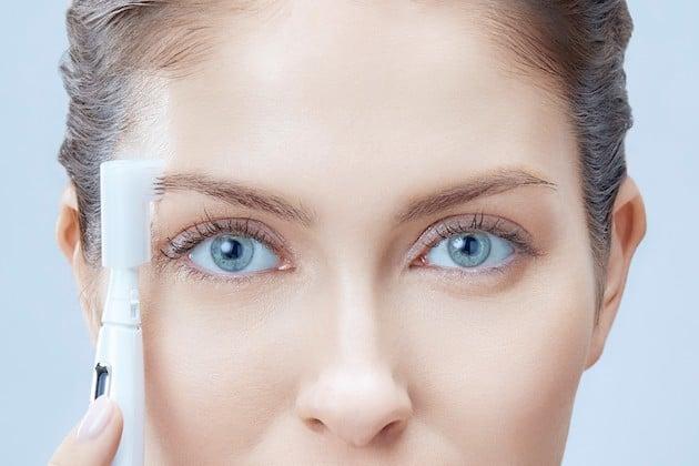 Augenbrauen Trends