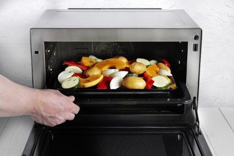 Leckeres Ofengemüse als Beilage