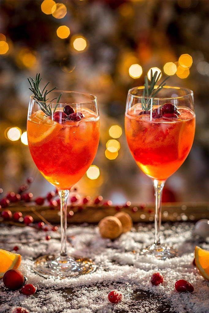Merry Christmas Spritz! Wir wünschen frohe Weihnachten.