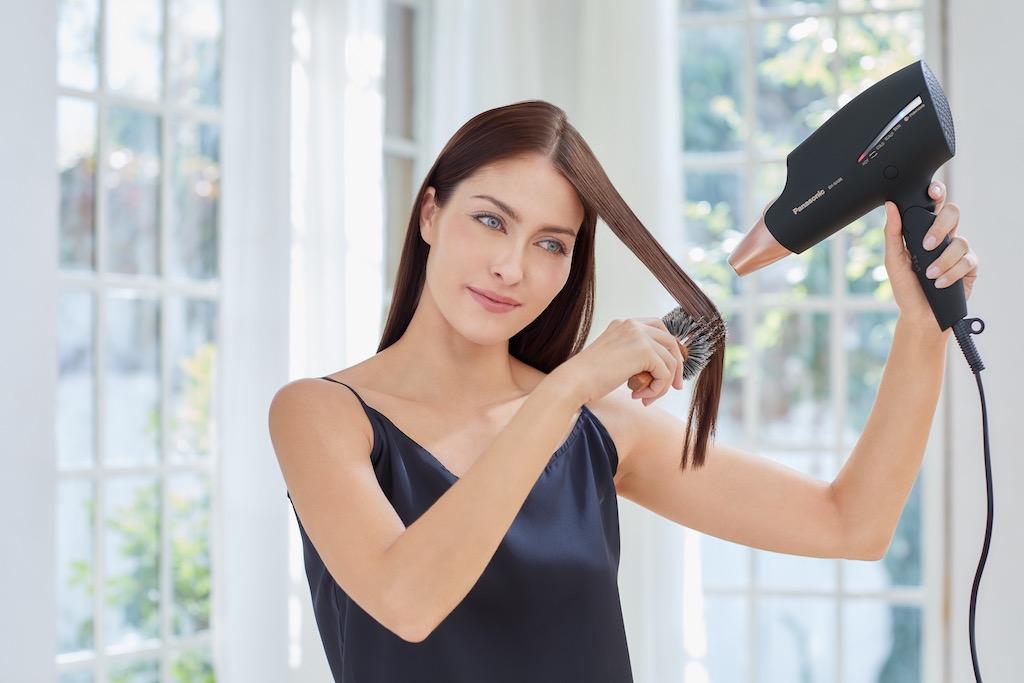 Eleganter Haartrockner