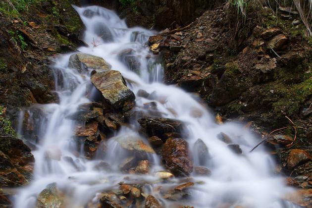 Wasser in Szene setzen