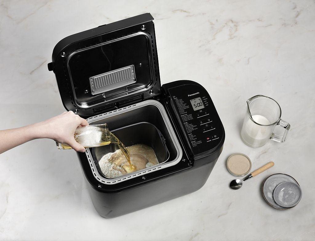 Bierbrot aus dem Brotbackautomaten