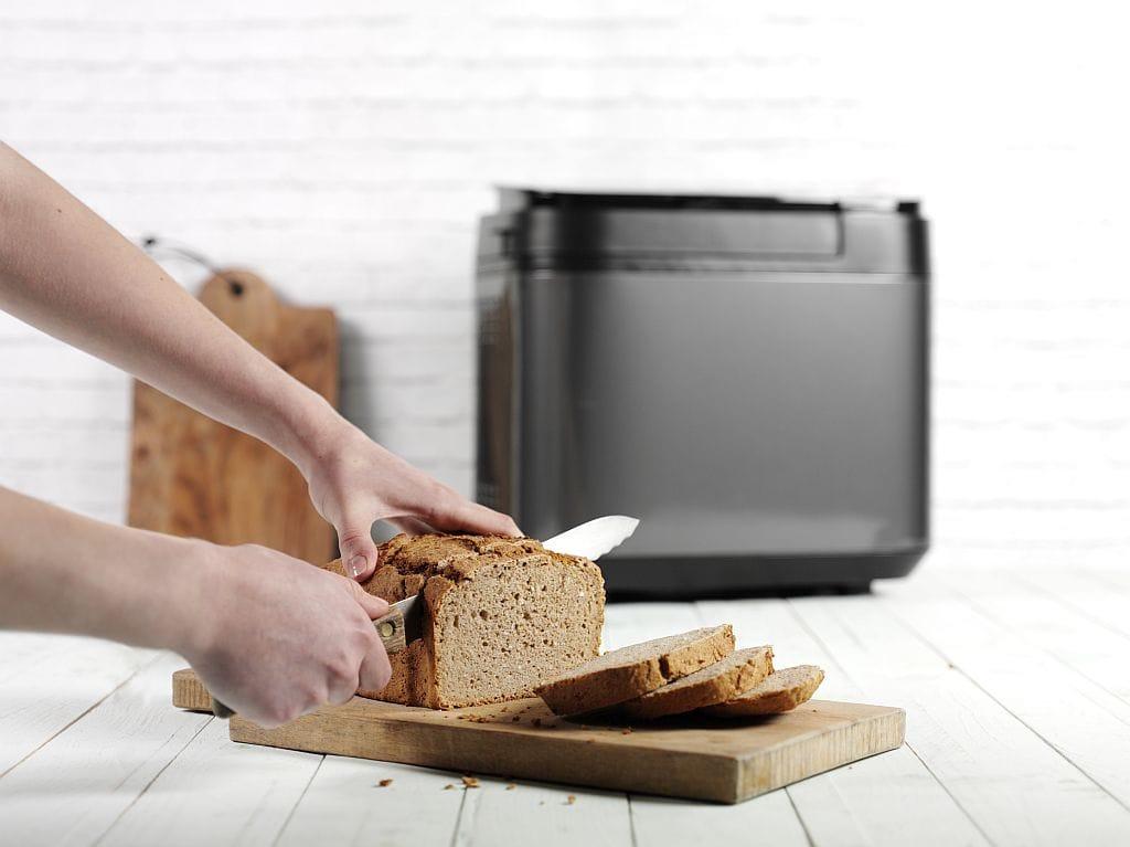 Rezept für Dinkel-Roggen-Brot