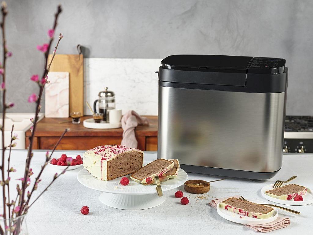 Mandelkuchen aus dem Panasonic Brotbackautomaten SD-YR2550