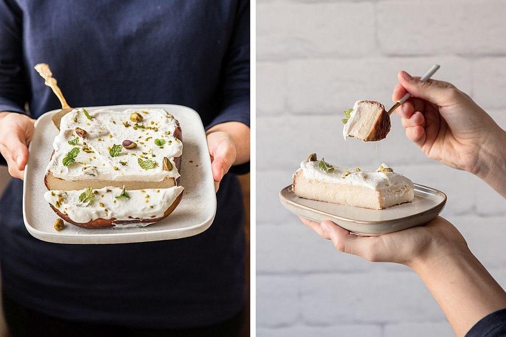 Glutenfreier Käsekuchen - guten Appetit!