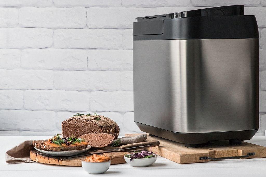 Panasonic SD-YR2550 mit vier Glutenfrei-Optionen für Brot, Kuchen, Pizza- und Pastateig