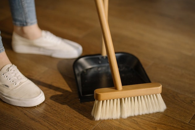 Fit durch Hausarbeit