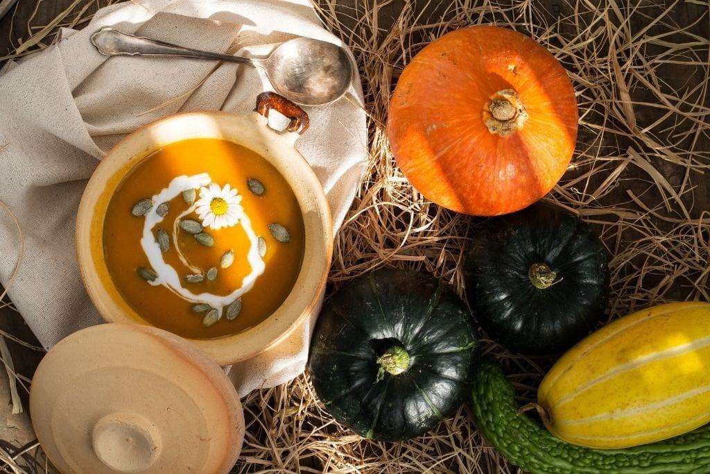 Rezepte mit Kürbis: Unser liebstes Herbstgemüse.