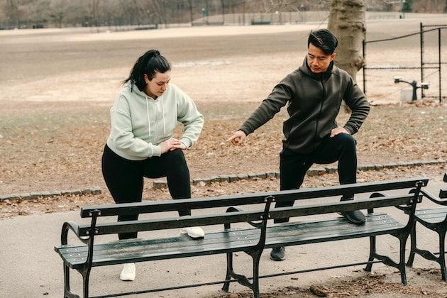 Fitness im Herbst